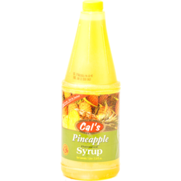 Photo of Cal's Pineapple Syrup