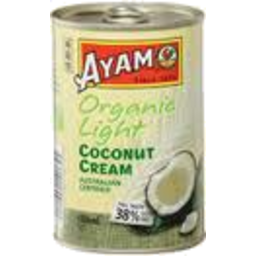 Photo of Ayam C/Nut Crm Light Org 400m