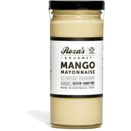 Photo of Roza's Gourmet Mango Mayonnaise