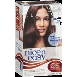 Photo of Clairol Nice 'N Easy 5rb Natural Medium Chestnut Brown