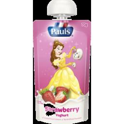 Photo of Pauls Kids Strawberry Yoghurt 70g Princess