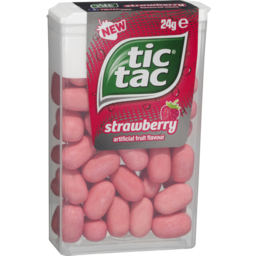 Photo of Tic Tac Strawberry Mints