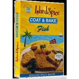 Photo of Island Spice Baked Fish Coating