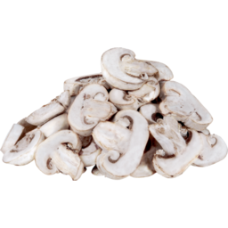 Photo of Mushrooms, Sliced (200g Prepacked)