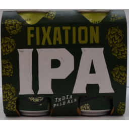 Photo of Fixation IPA Can 4 Pack