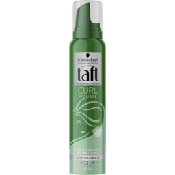 Photo of Schwarzkopf Taft Curl Defining Mousse 200g