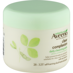 Photo of Aveeno Clear Complexion Daily Cleansing Pads - 28 Ct