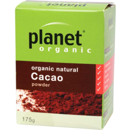 Photo of Planet Organic Cacao Powder