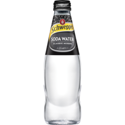 Photo of Schweppes Mixers Soda Water 300ml