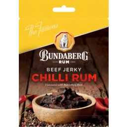 Photo of Bundaberg Rum Beef Chilli Rum