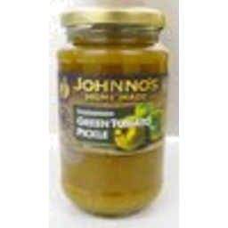 Photo of Johnnos Green Tom Pickle 400g