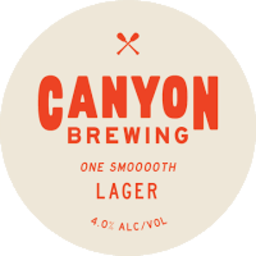 Photo of Canyon Brewing Lager 330ml 6pk