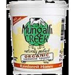 Photo of Mungalli Creek - Bush Honey Yoghurt - 500g
