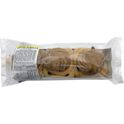 Photo of Drakes Coffee Buns 3 Pack 250g