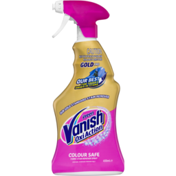 Photo of Vanish Preen Gold Pro Oxi Action Fabric Stain Remover Spray 450ml