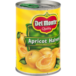 Photo of Del Monte Apricot Halves