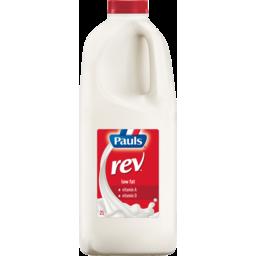 Photo of Pauls Rev Low Fat Milk 2litre