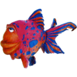 Photo of Plush Pink Fish 20cm