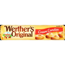 Photo of Werther's Original Cream Candies 50g