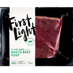 Photo of Firstlight Wagyu Rump Steak 250g