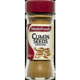 Photo of Masterfoods Ground Cumin Seeds 25g