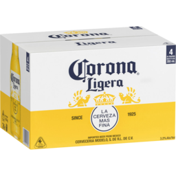 Photo of Corona Ligera Bottle 355ml 24 Pack