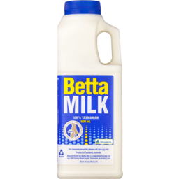 Photo of Betta Whole Milk Bottle 600ml