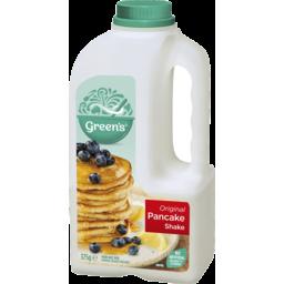 Photo of Green's The Original Pancake Shake Original 375gm