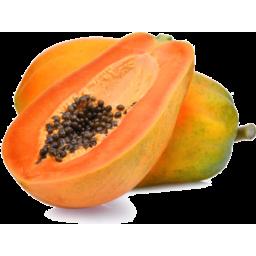 Photo of Papaya Half