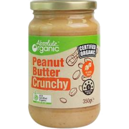 Photo of Absolute Organic Peanut Butter - Crunchy