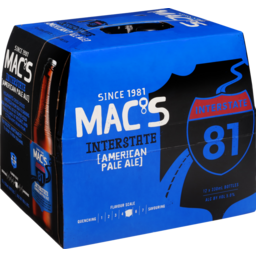 Photo of Mac's Interstate 330ml Bottles 12 Pack