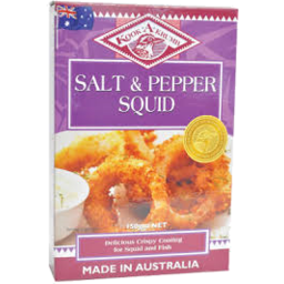 Photo of Kook-A-Krumb Salt & Pepper Squid 150gm