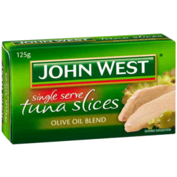 Photo of John West Tuna Slices In Olive Oil Blend 125gm