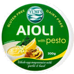 Photo of Yumi's Aioli With Pesto 200gm