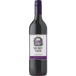 Photo of Secret View Cabernet Merlot