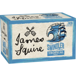 Photo of James Squire Swindler Summer Ale Stubbies