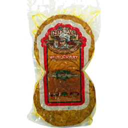 Photo of  Pappa Nutal Mild Curry Vegetarian Burgers 500g