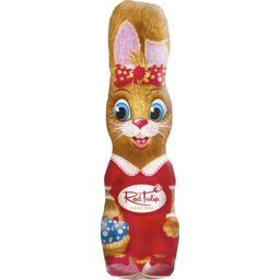 Photo of Red Tulip Easter Rabbit 110g