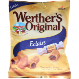Photo of Werthers Original Eclairs 100g