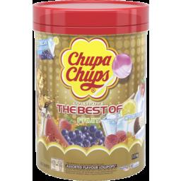 Photo of Chupa Chups The Best Of Lollipops 100u Tube 1.2kg