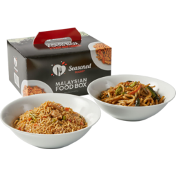Photo of Seasoned Meal Box Malaysian 800g
