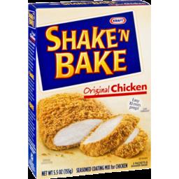 Photo of Kraft Shake 'N Bake Original Chicken Seasoned Coating Mix - 2 Ct
