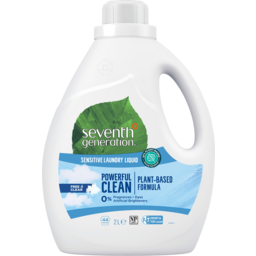 Photo of Seventh Generation Laundry Liquid Free & Clear 2 Ltr