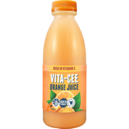 Photo of Vita-Cee Orange Juice 600mL
