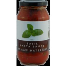 Photo of Raw Materials Basil Pasta Sauce 500gm