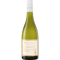Photo of Mcguigan Single Batch Chardonnay