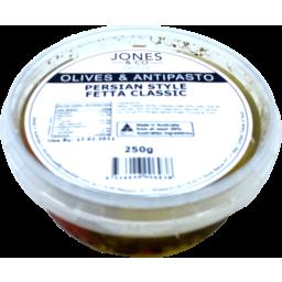 Photo of J&Co Persian Fetta & Sundried Tomato 250g