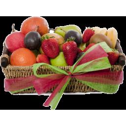 Photo of Small Seasonal Fruit Basket