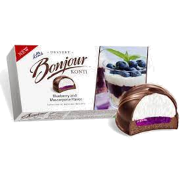 Photo of Konti Bonjour Biscuit Blueberry