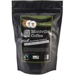 Photo of Montville Coffee Woodford Bean 250gm